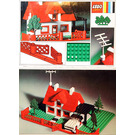 LEGO House with Car Set 346-2