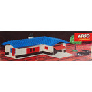 LEGO House with Garage Set 324-2