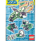 LEGO Hover Sub Set 3552 Instructions