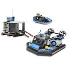 LEGO Hovercraft Hideout Set 7045