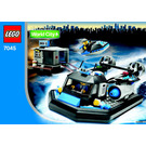 LEGO Hovercraft Hideout Set 7045 Instructions