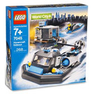 LEGO Hovercraft Hideout Set 7045 Packaging