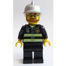 LEGO Hovercraft Pilot Fireman Minifigure