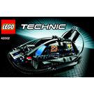 LEGO Hovercraft Set 42002 Instructions