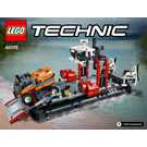 LEGO Hovercraft Set 42076 Instructions