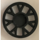 LEGO Hub Cap Wheel cover 7 spoke Y shape (18979)