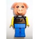 LEGO Hugo Hog Fabuland Figure
