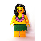 LEGO Hula Dancer Minifigure