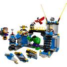 LEGO Hulk Lab Smash Set 76018