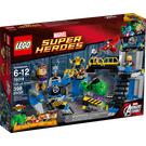 LEGO Hulk Lab Smash Set 76018 Packaging