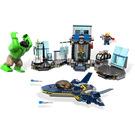 LEGO Hulk's Helicarrier Breakout Set 6868