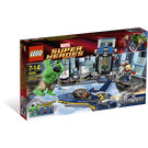 LEGO Hulk's Helicarrier Breakout Set 6868 Packaging