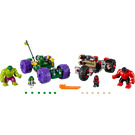LEGO Hulk Vs. Red Hulk Set 76078