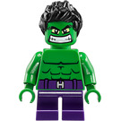 LEGO Hulk with short legs (Mighty Micro) Minifigure
