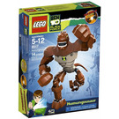 LEGO Humungousaur Set 8517 Packaging