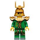 LEGO Hutchins Minifigure