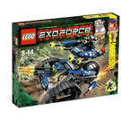 LEGO Hybrid Rescue Tank Set 8118 Packaging