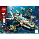 LEGO Hydro Bounty Set 71756 Instructions