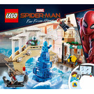 LEGO Hydro-Man Attack Set 76129 Instructions