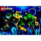LEGO Hydro Search Sub Set 6180 Instructions