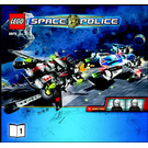LEGO Hyperspeed Pursuit Set 5973 Instructions