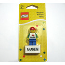LEGO I (love) Anaheim Figure Magnet (850502)