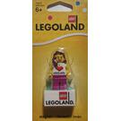 LEGO I love LEGOLAND magnet, female (851331)