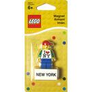 LEGO I (love) NY Figure Magnet (853317)