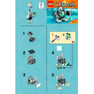 LEGO Ice Bear Mech Set 30256 Instructions