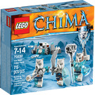 LEGO Ice Bear Tribe Pack Set 70230 Packaging