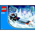 LEGO Ice Blade Set 4743 Instructions