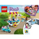 LEGO Ice Cream Cart Set 41389 Instructions
