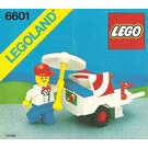 LEGO Ice Cream Cart Set 6601