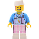 LEGO Ice Cream Mike Minifigure