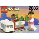LEGO Ice Cream Seller Set 2885
