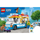 LEGO Ice-Cream Truck Set 60253 Instructions