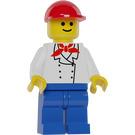LEGO Ice Cream Vendor Minifigure