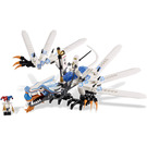 LEGO Ice Dragon Attack Set 2260