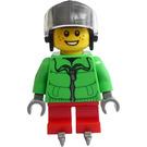 LEGO Ice Hockey Player Boy Minifigure