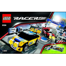 LEGO Ice Rally Set 8124 Instructions