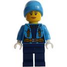 LEGO Ice Sculptor Minifigure