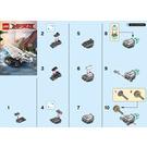 LEGO Ice Tank Set 30427 Instructions