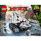 LEGO Ice Tank Set 70616 Instructions