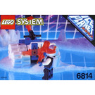 LEGO Ice Tunnelator Set 6814