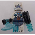LEGO Iceklaw - Freeze Cannon Pack Minifigure