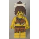 LEGO Iconic Cave Woman Minifigure