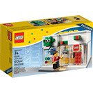 LEGO Iconic Pencil Pot Set 40154 Packaging