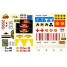 LEGO Idea Book 250 Sticker Sheet