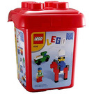 LEGO Imagine and Build Set Red Bucket 4105-3