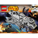 LEGO Imperial Assault Carrier Set 75106 Instructions